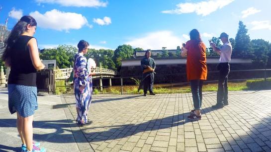 kimono imperial palace